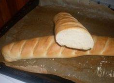 Křupavé česnekové bagety | NejRecept.cz Ciabatta, 20 Min, Hot Dog Buns, Graham, Dairy, Bread, Cheese, Food, Style