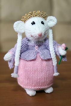 Ravelry: Tails of Yore, Part 1 pattern by Alan Dart Crochet Dolls Free Patterns, Knitting Patterns, Crochet Crafts, Knit Crochet, Alan Dart, Simply Knitting, Animal Hats, Knitted Animals, Rabbit Toys