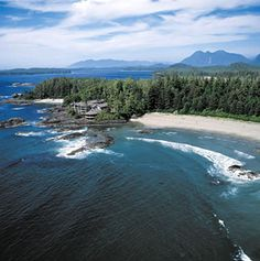 Wickaninnish Inn on Vancouver Island... Must get there someday!  *thanks, Denise for the correction!