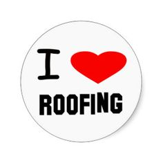 Roofing Stickers, Roofing Sticker Designs