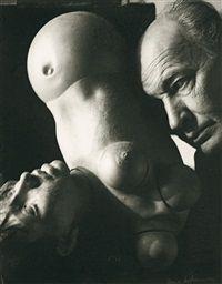 Karin Székessy - Hans Bellmer, 1963