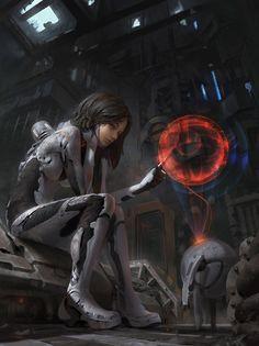 Sci-Fi 2 by IIDanmrak on DeviantArt