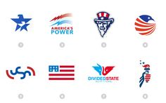 Patriotic Logos on LogoLounge.com