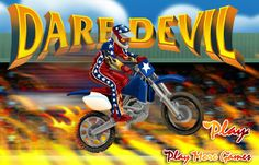 """Dare Devil"" is the best #sports game you will ever come across   #sportsgame #flashgame #game"