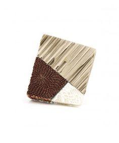 Ritsuko Ogura, cardboard, silver.