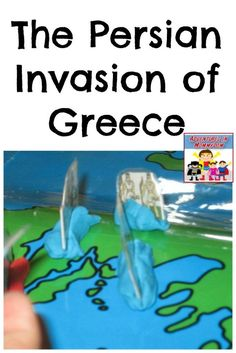 The second Persian invasion of Greece, a quick history lesson