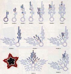 плетения изделия из бисера