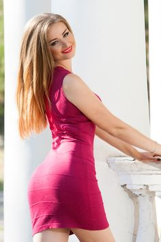 Pretty Russian lady for marriage Yuliya 35 years old Ukraine ...