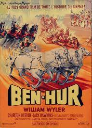 The Epic Ben Hur! Charlton Heston at his best