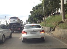For work, for fun... Volvo XC60 and BMW M235i