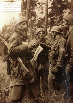 """nwobhmjp: """" StG44 / MP44 Sturmgewehr44 & Fallschirmjäger """""""