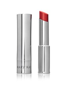 Spice up your red carpet look with Mary Kay® True Dimensions™ Lipstick in Firecracker!