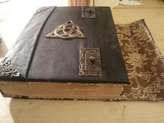 grimoire spells Book Wicca Book Of Shadows by CountryPinecones