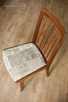 #owoceszycia My recycled chair