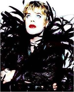 Eddie Izzard - You gotta have one with him dressed as a dame.