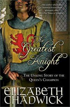 """The Greatest Knight"" by Elizabeth Chadwick. A really great book about Knight Templar Sir William Marshal. My 23rd, (x2) 24th (x2) & 26th GGF."