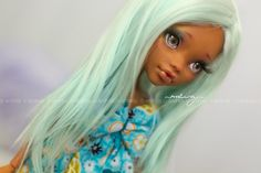 OOAK Clawdeen by AndrejA on deviantART