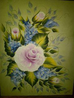 one stroke painting | One Stroke Painting..... / OSCI level one board