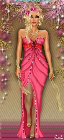 Precious pink Diva in the running for Doll of the Day!