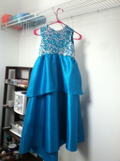 Do you like the dress! It was for the daddy dater dance.