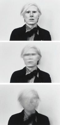 """Move in from former fades then Spin to faded out, """"im faded""""by Duane Michals"""