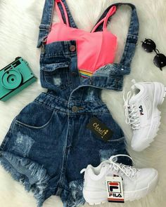 Cute Summer Outfits For Teens Teenage Outfits, Hipster Outfits, Teen Fashion Outfits, Mode Outfits, Outfits For Teens, Fashion 2016, Winter Fashion, Girl Fashion, Womens Fashion
