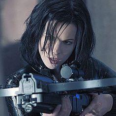 Kate Beckinsale as Selene (Underworld)