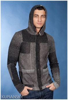 Men jacket made by Kupiansky (KU1328)