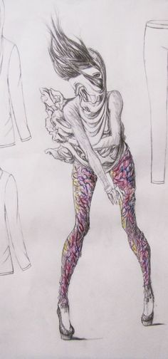 Brain Storm Brain Storm, Fashion Sketches, Drawings, Model, Design, Art, Art Background, Fashion Sketchbook, Kunst