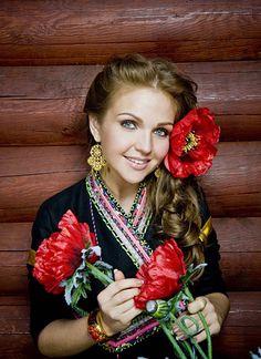 Interview with Marina Devyatova (Famous Russian Folk Singer and vegetarian)