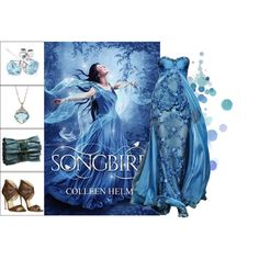 Book Look: Songbird By Colleen Helme by xmikky on Polyvore featuring Jimmy Choo and Reeds Jewelers