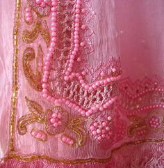 Indian textiles with beading- would make beautiful drapes even bedskirts etc...