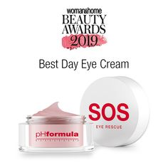 SOS for your eyes! Fine lines & wrinkles? This award winning eye cream contai. Eye Treatment, Beauty Awards, Peeling, Eye Cream, Dark Circles, Innovation, Moisturizer, Eyes, Day