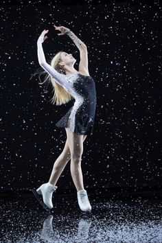 Gracie gold is such a pretty skater!