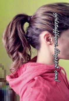 #curlhair #rabodecavalo