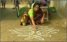 Rangoli info and ideas for designs