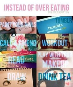 5 Ways to Avoid Overeating - PinnyPop