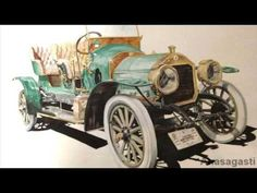 The Anasagasti was the first automobile to be built in Argentina; it was manufactured by Horacio Anasagasti of Buenos Aires from 1912 to Anasagasti's f. Antique Cars, Automobile, Vehicles, Youtube, Argentina, Vintage Cars, Car, Autos, Youtubers