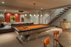 Art Deco Game Room - Found on Zillow Digs. What do you think?