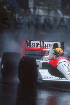 Rainmaster #Senna