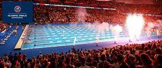 Olympic Team Swimming Trials at Omaha, Nebraska June 25 - July 2, 2012.
