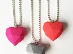 Heart Facet 3d printed by Anna Ruiter - Tjielp Design Order on shapeways