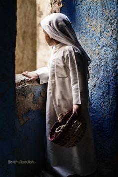 Young boy,Tarout, Saudi Arabia: