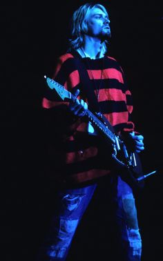 Kurt Cobain, 1993