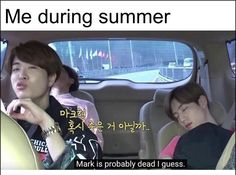 .... Me too (hate summer~ love winter)