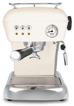 Ascaso Dream UP V2.0 Espresso Machine This  machine have a good quality and we can assure that  because this is  tested and proven around the world,This machine  Manufactured in Barcelona, Spain.This beautiful espresso machine can be bought at Everyday Espresso.