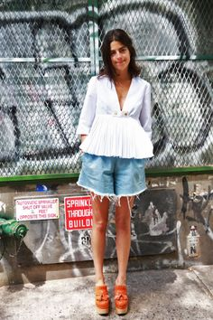 How to Wear Clogs | Man Repeller