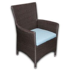 Outdoor Patio Heaven Malibu Arm Chair