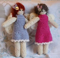 1000+ images about CROCHET DOLLS: Free Patterns and ...