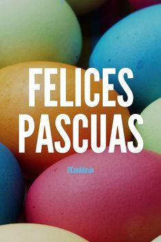 20160327 Felices Pascuas - @Candidman pinterest